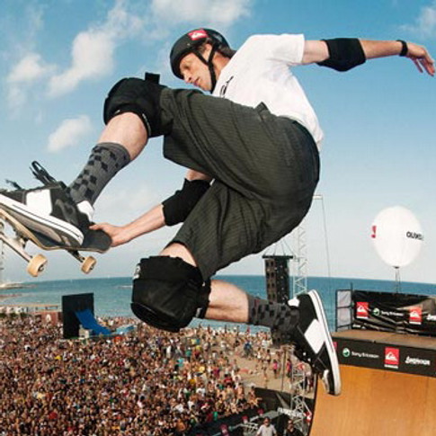 Tony Hawk: Follow Your Passion, But Learn Everything