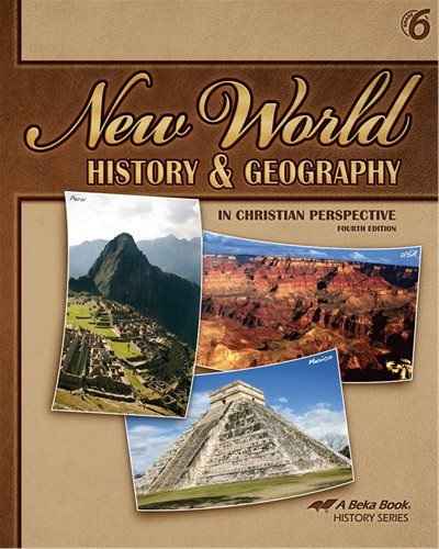 New World History & Geography Student Text
