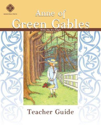 Anne of Green Gables, Teacher Guide