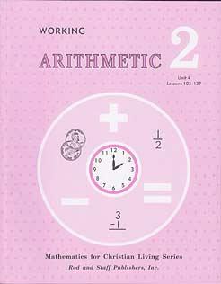 Arithmetic 2 Workbook Unit 4