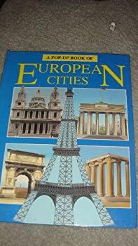 A Pop-Up Book of European Cities