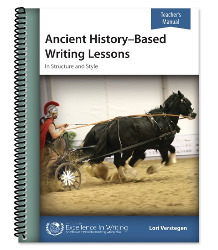 Ancient History-Based Writing Lessons, Teacher's Manual