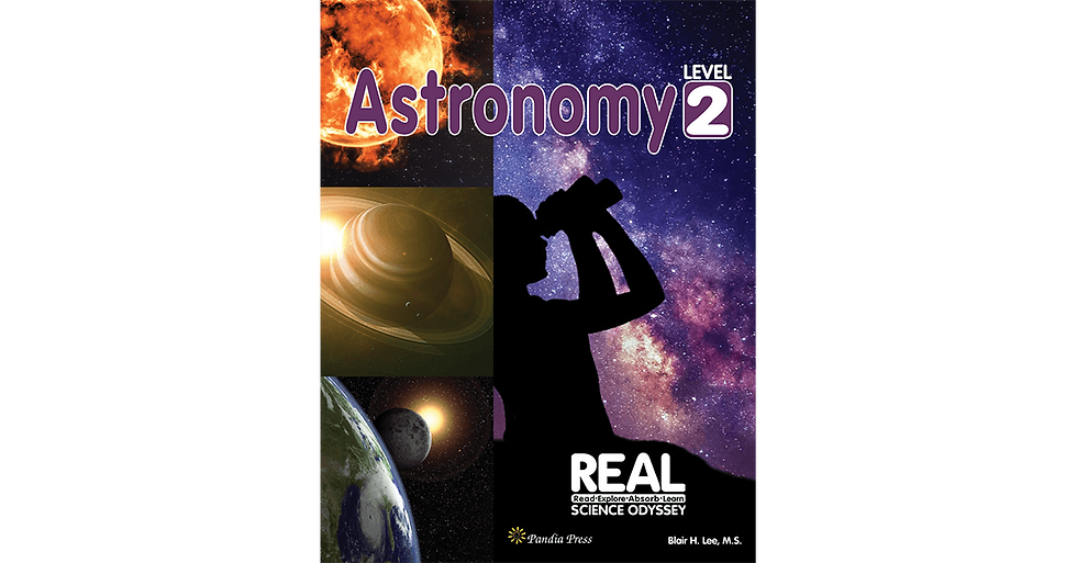 Real Science Odyssey Astronomy 2 Student Guide