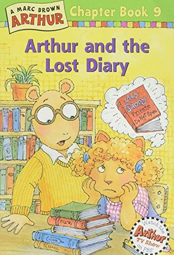 Arthur and the Lost Diary (Chapter Book 9)