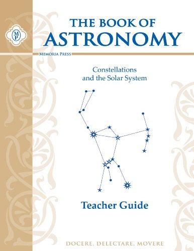 Astronomy, Teacher Guide