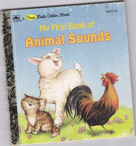 My First Book of Animal Sounds