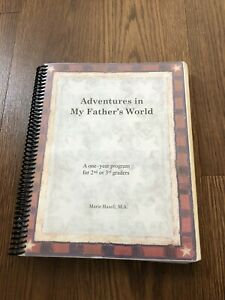Adventures in My Father's World, Teacher Guide