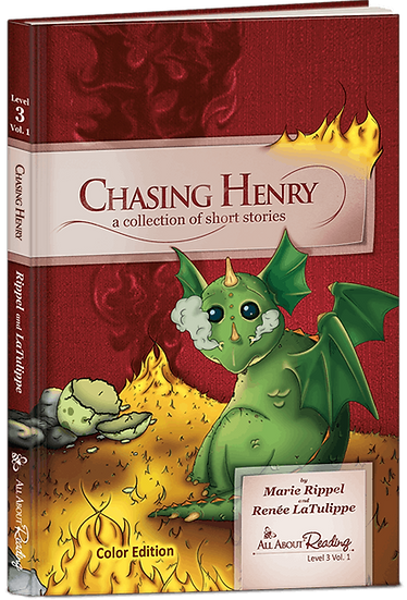 Chasing Henry - Color Edition