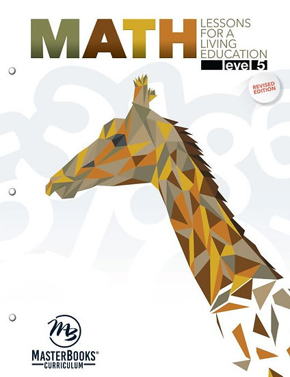 Math Lessons for a Living Education Level 5