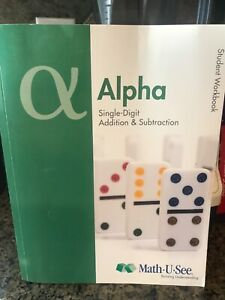 Alpha Student Workbook