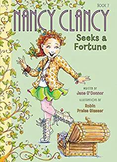 Nancy Clancy: Seeks a Fortune