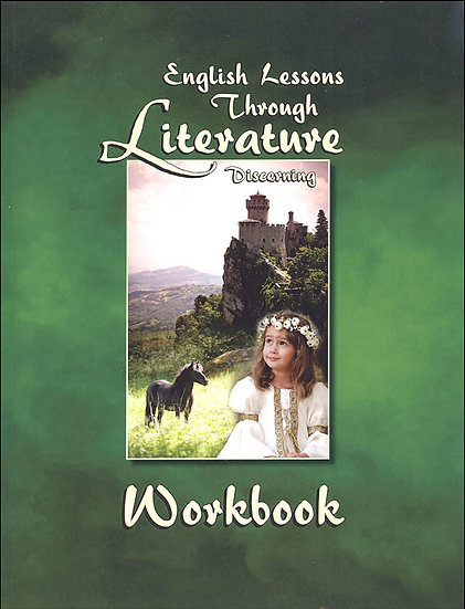 English Lessons Through Lit. Level D Workbook