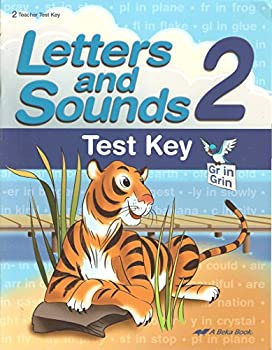 Letters and Sounds 2 Tests and Key (2pcs)