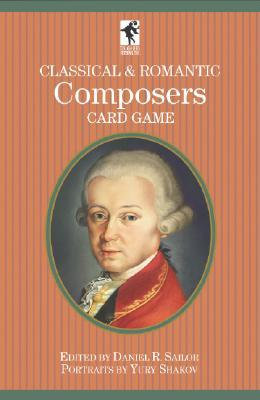 Composers: Classical & Romantic Card Game