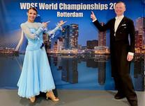 Flot KAF-resultat ved Verdensmesterskabet i Senior II 2021 i Rotterdam