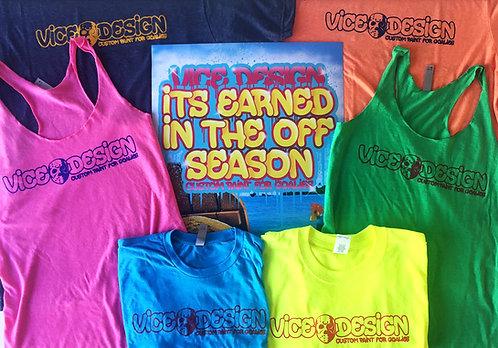 Vice Design - Summer Shirts
