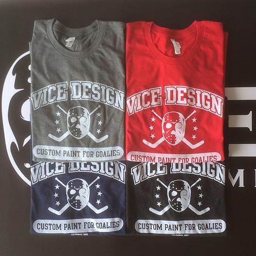 Vice Design Varsity Shirt