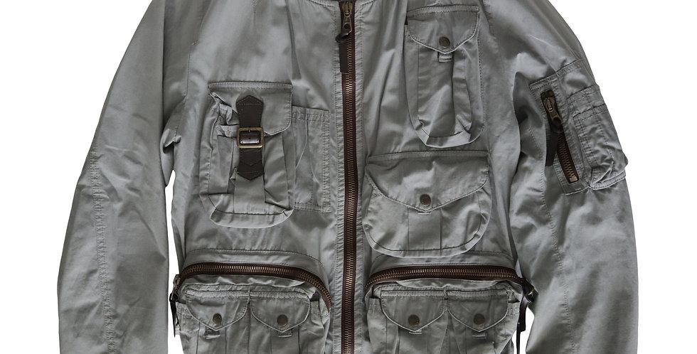 Dolce & Gabbana SS03 Multi-Pocket MA-1 sz 48