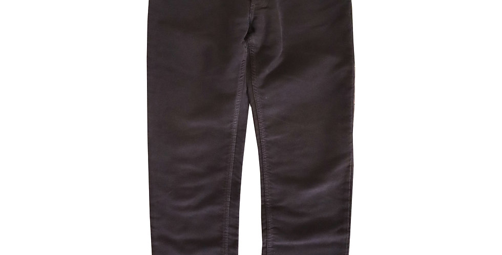 Helmut Lang 2000s Moleskin 5-Pocket Pants