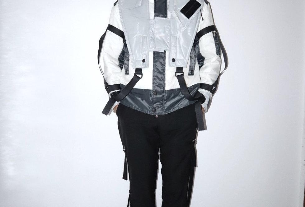 Dolce & Gabbana AW03 Parachute Bondage Jacket