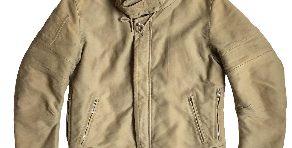 Helmut Lang AW99 Moleskin Astro Biker Jacket