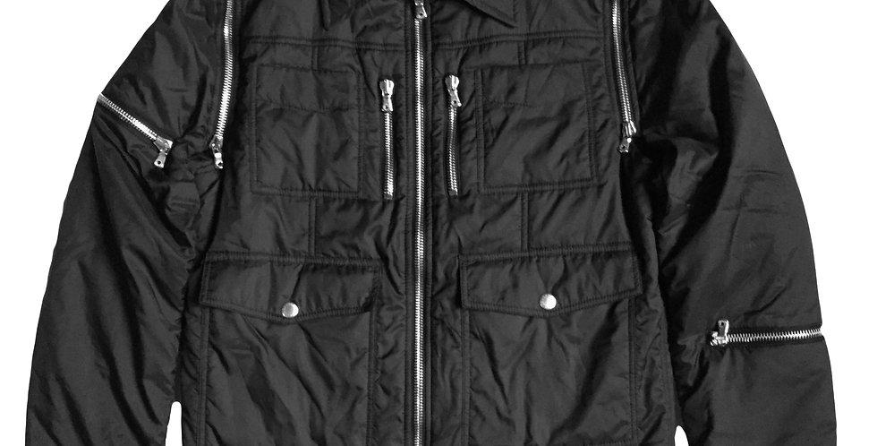 Dolce & Gabbana AW03 Convertible Coach's Jacket