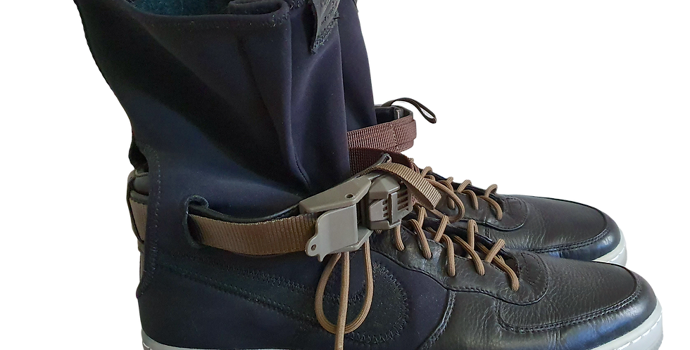 Nike x Acronym Downtown Air Force 1 Olive 42.5