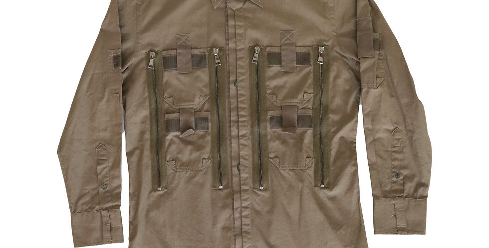 Dolce & Gabbana Military Shirt