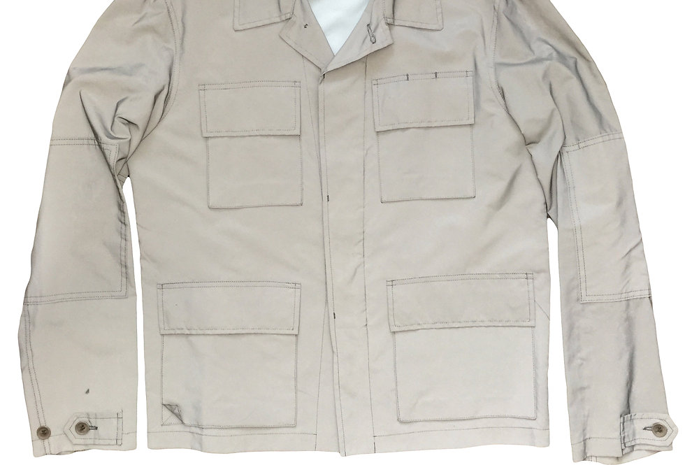Helmut Lang 1996 Reflective Jacket