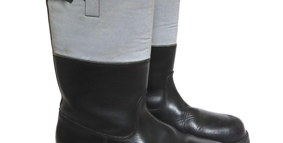 Helmut Lang Reflective Boots