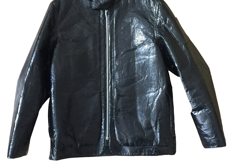 Helmut Lang AW99 Plasticized Astro Jacket