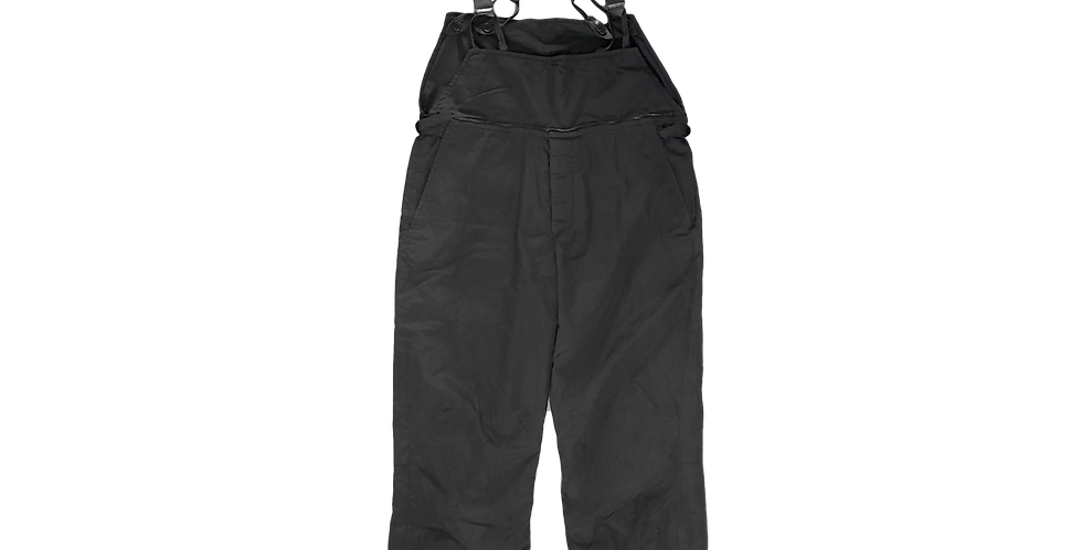 Helmut Lang AW 2000 Ski Pants with Suspenders 46