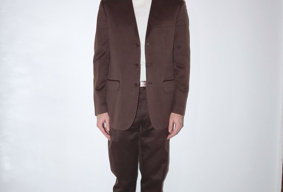 Helmut Lang 2000s Cotton Suit