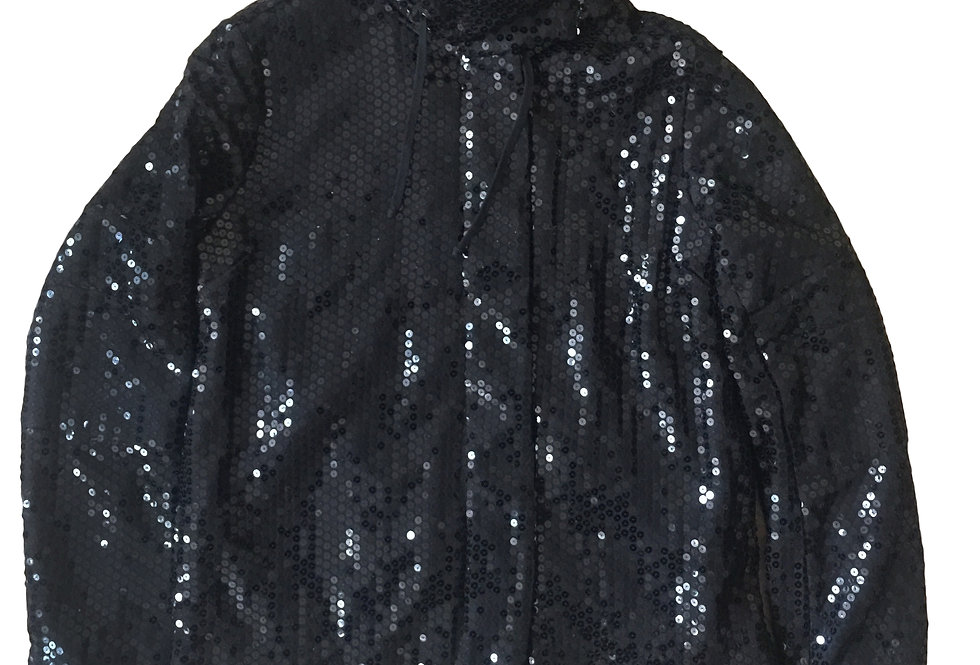 Helmut Lang AW00 Sequined Astro Jacket