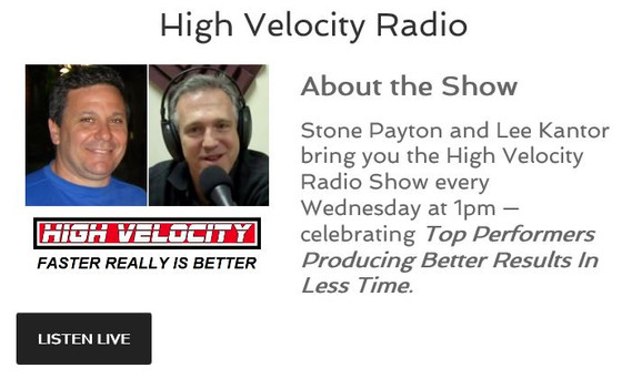 Twelve Oaks Advisors to be Featured on High Velocity Radio