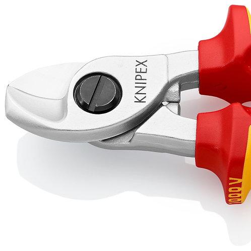 Tesoura para cabo elétrico Knipex 9516165