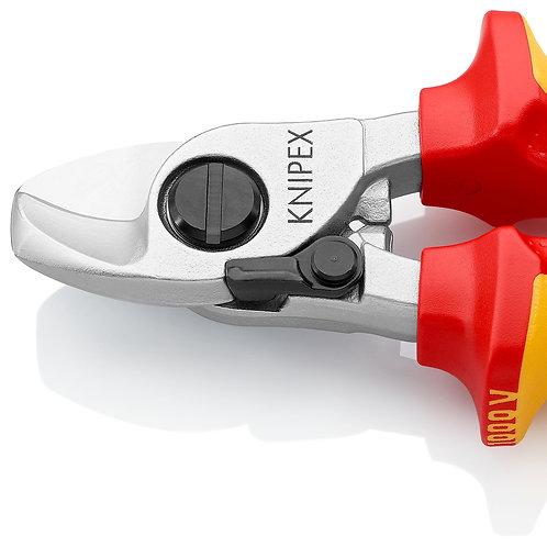 Tesoura para cabos elétricos Knipex 9526165
