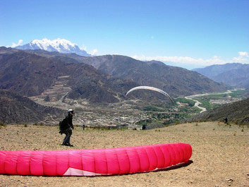 Невозможная Боливия. 1 часть.