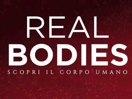Real Bodies - Esibizione evento