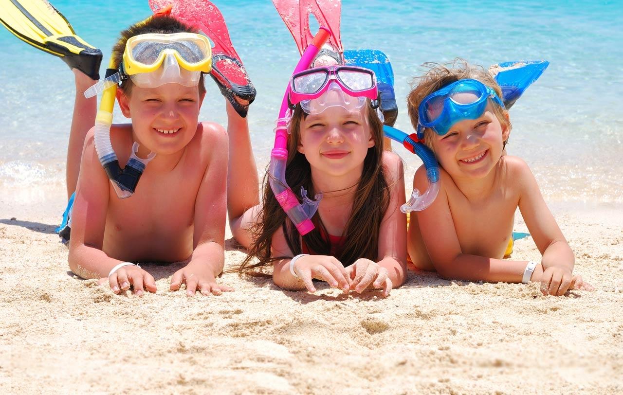 bambini spiaggia jesolo