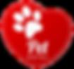 Il logo dei Pet Hotel a Jesolo, sul mare