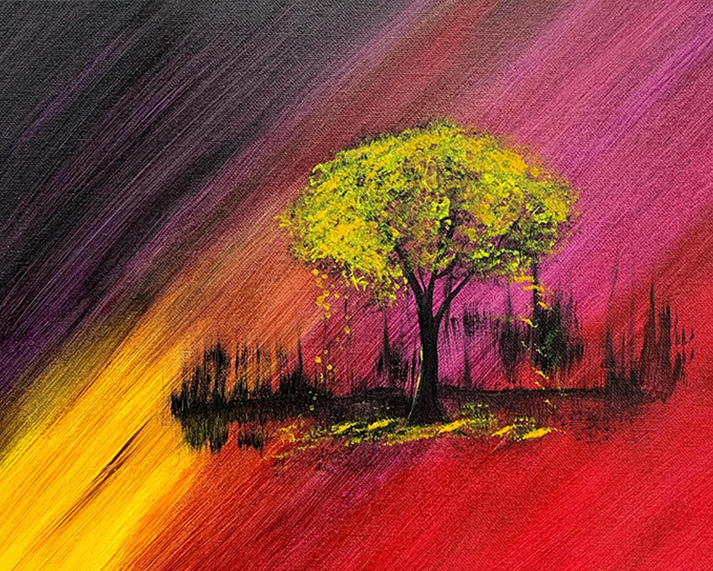 (C)  Tree 3