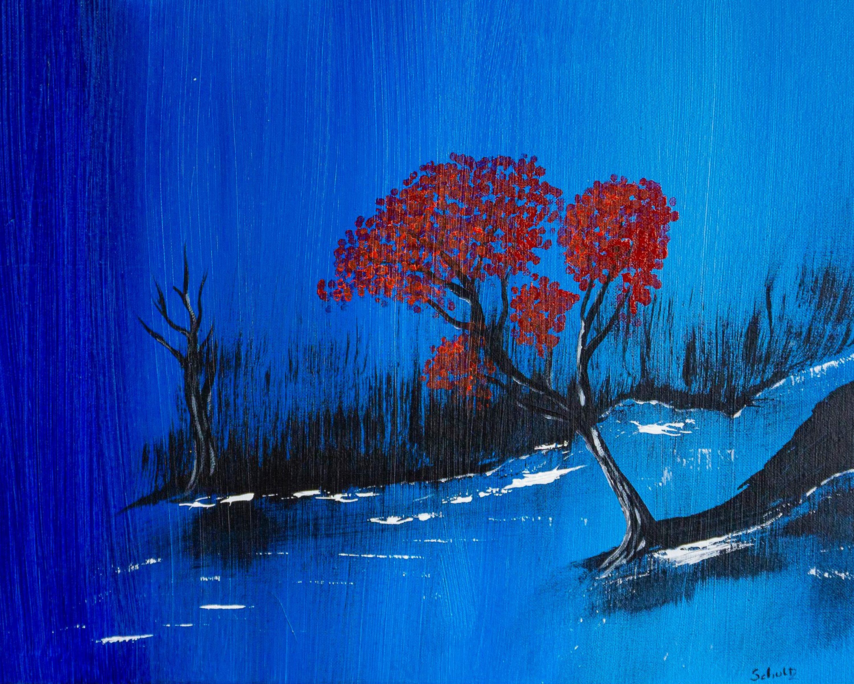 (C)  Tree 2
