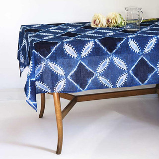 Commercial grade sheer table cloth