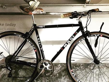 自転車屋、自転車を買うの巻