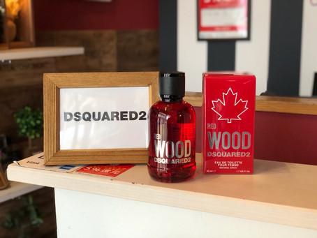 DSQUARED2の新しい香り(レディース)