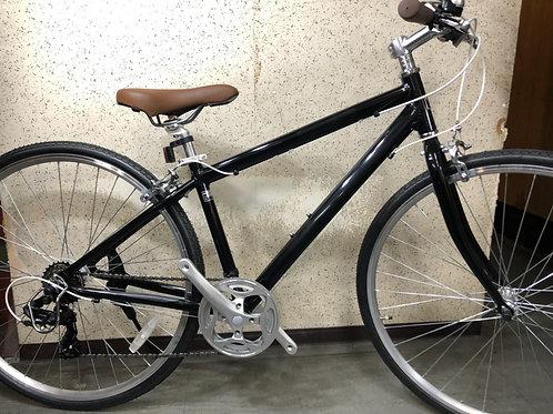 ブラック クロスバイク