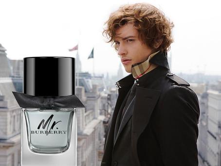 冷静さと魅力を持ち合わせたスタイリッシュな香り ミスター バーバリー