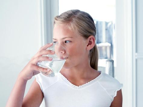 O полезных свойствах живой воды