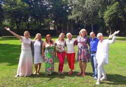Тета Хилинг на русском Латвия Рига